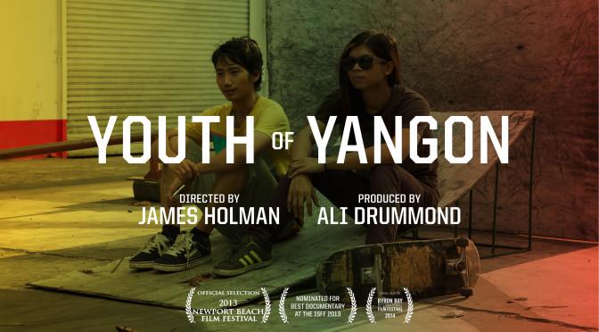 Youth of Yangon