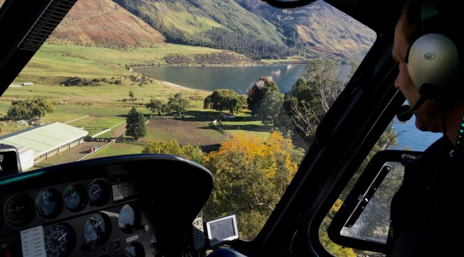 Heli Tours Filming