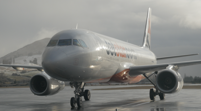 Jetstar Flying Kiwis