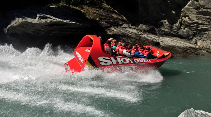 Shotover Jet Commercial
