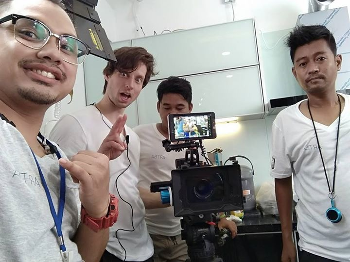 Artisa Shoots in Yangon