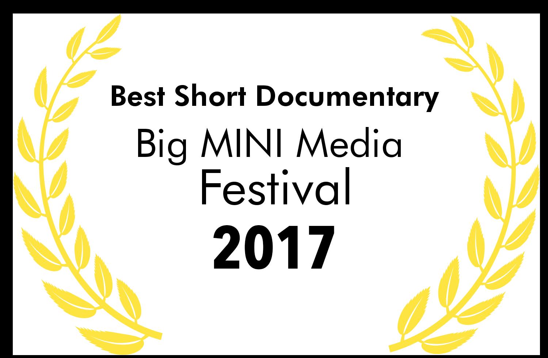 Best Short Documentary!