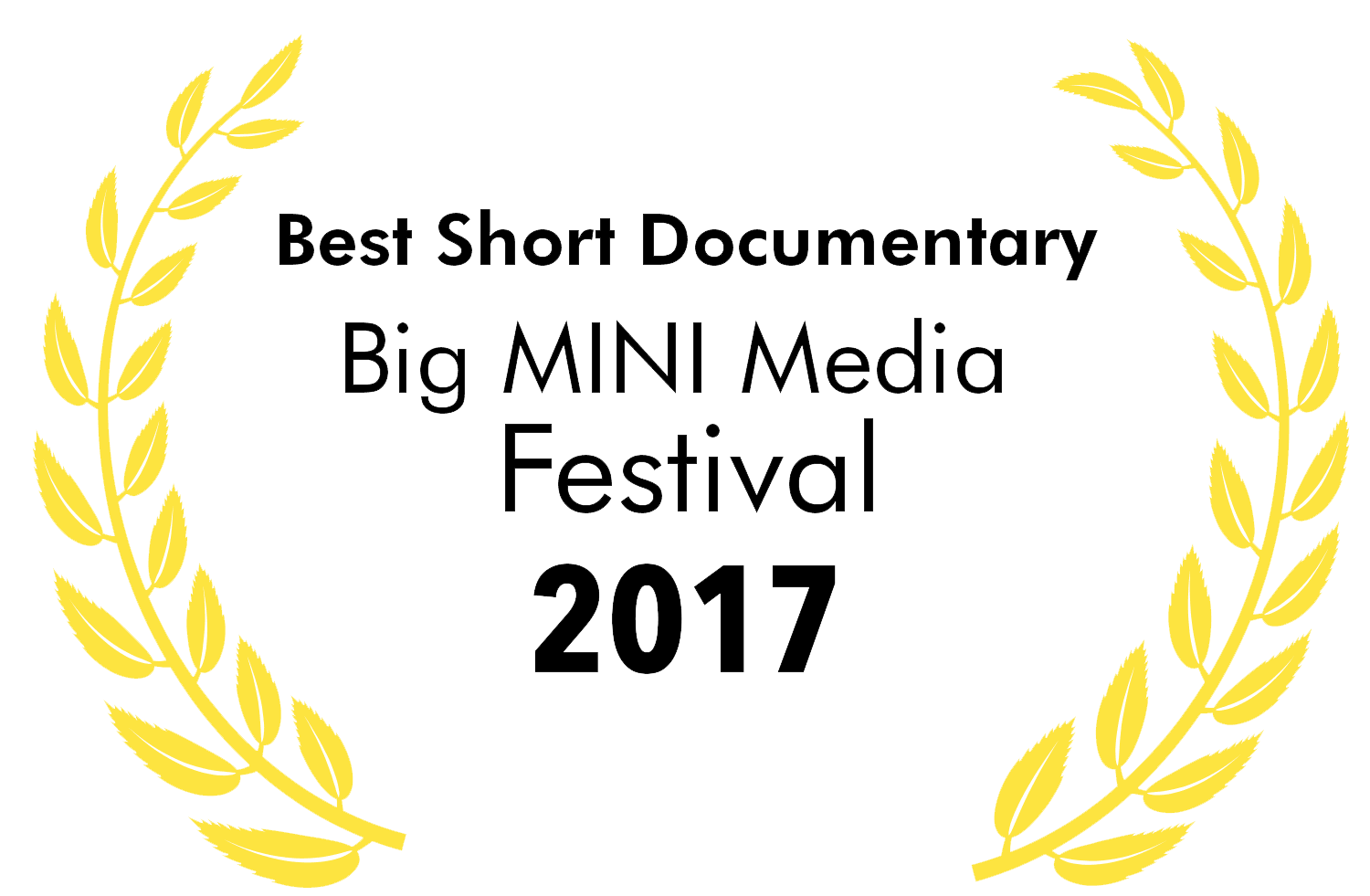Best Short Documentary!